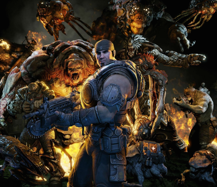 Pin by Nick P1ato on GoW | Gears of war, Gears, War