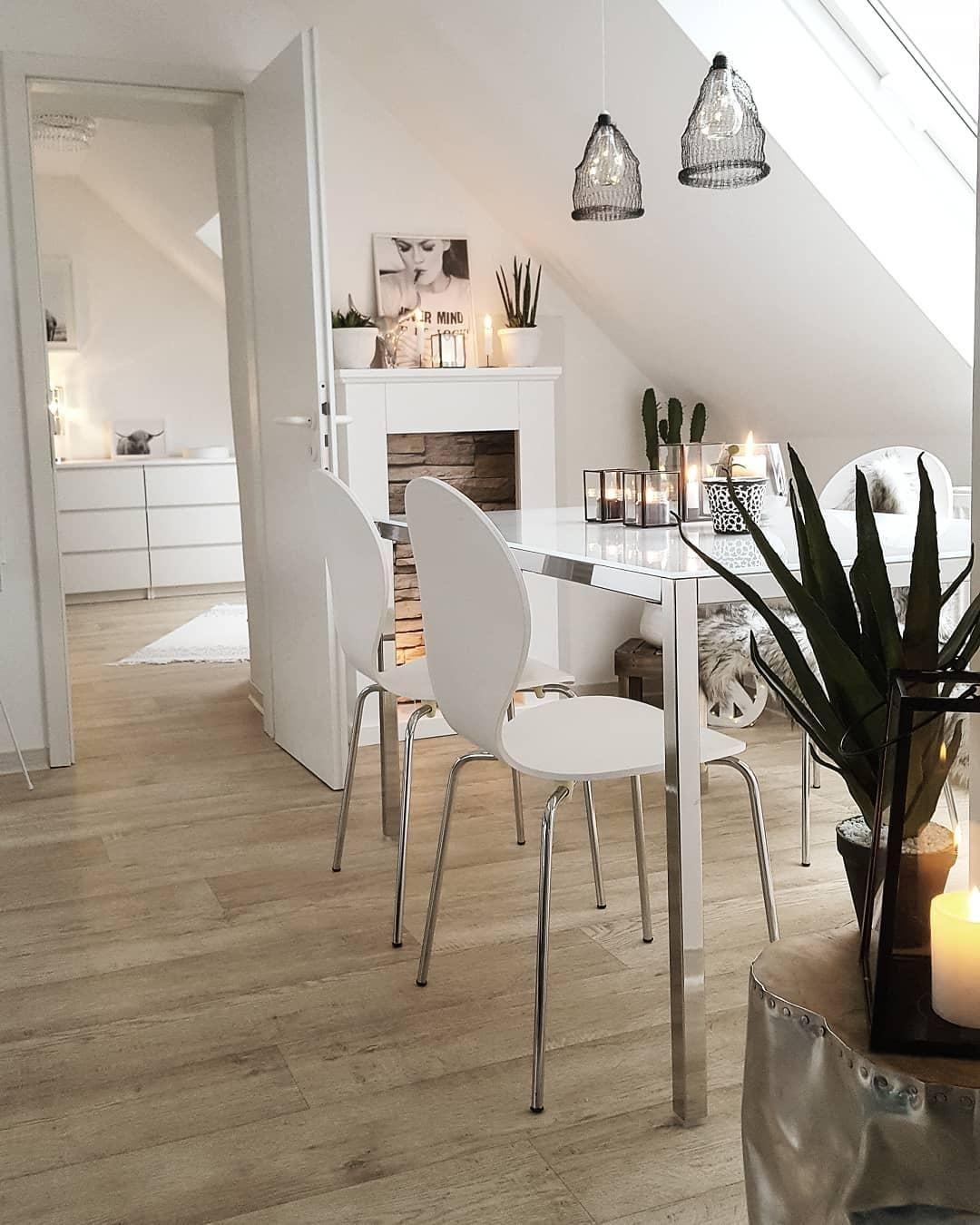 st hle kaja 4 st ck esszimmer pinterest. Black Bedroom Furniture Sets. Home Design Ideas
