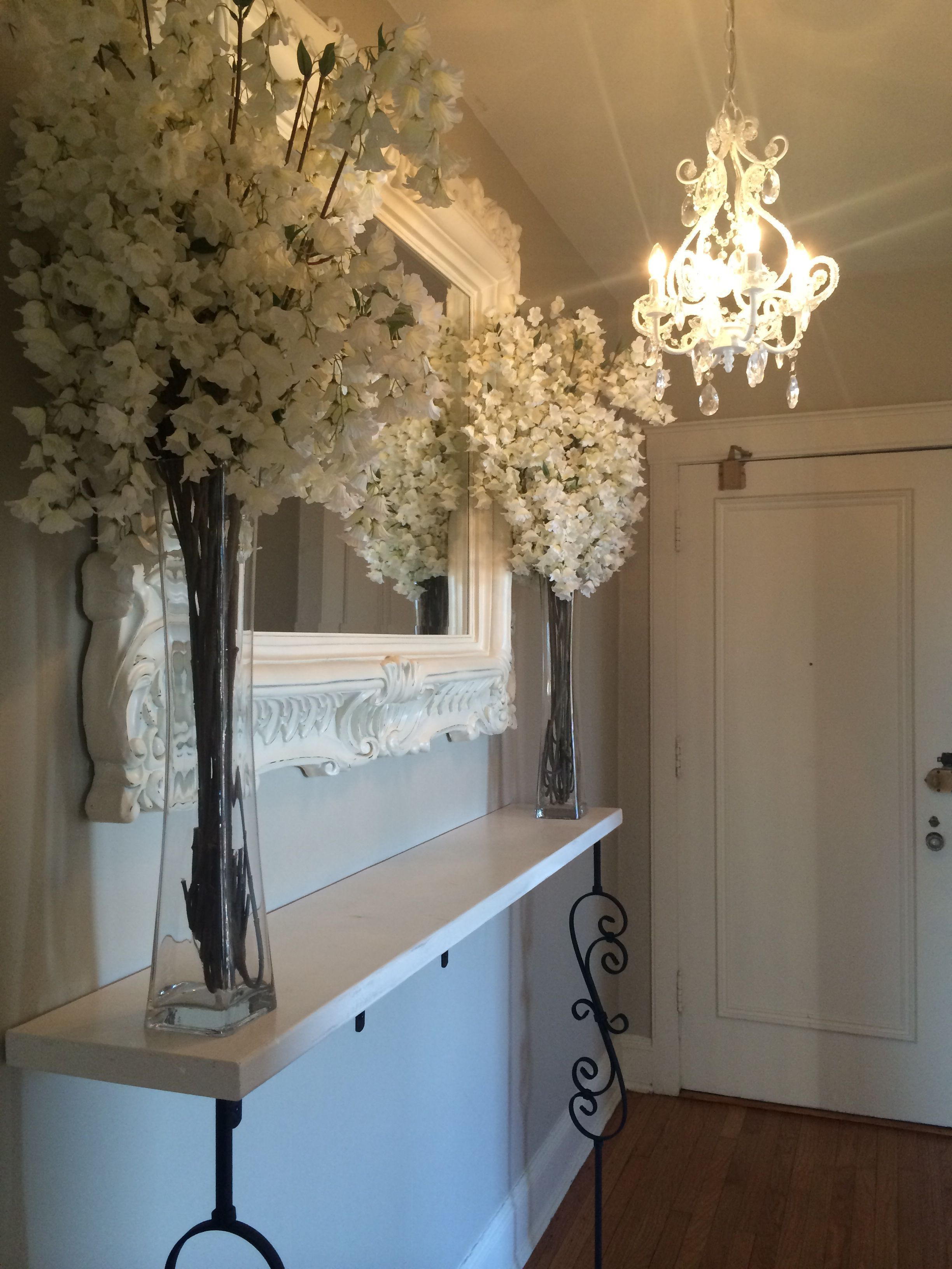 1930s house hallway ideas  Foyer  great narrow hallway idea  Hallway ideas  Pinterest  Foyers