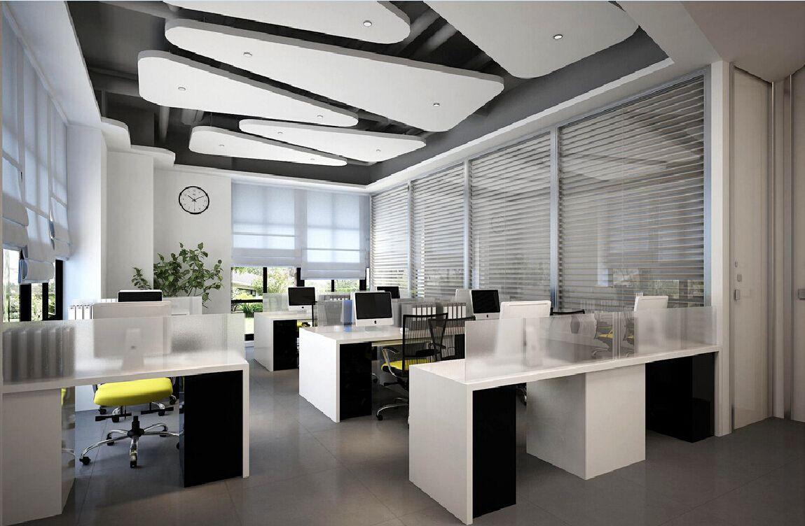 Elegant office interior design ideas src download3dhousecom