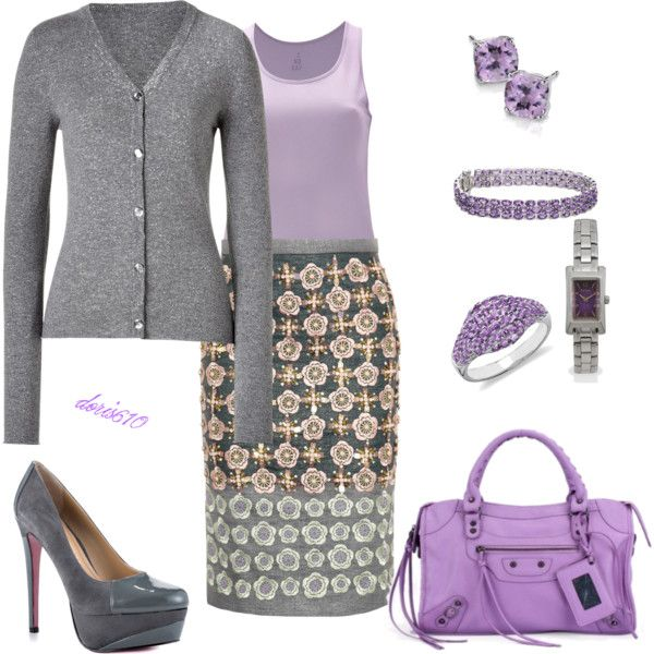 """""""Office Time"""" by doris610 on Polyvore"""