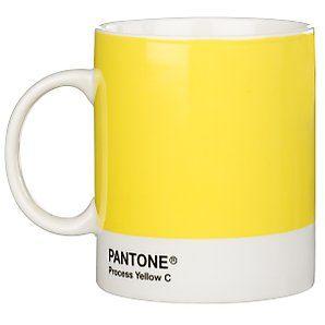 Pantone Process Yellow C