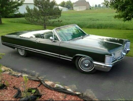 1968 Imperial Crown Convertible Chrysler Cars American Classic