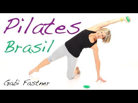 22 min. Körperarbeit Pilates-Brasil - YouTube #pilatesworkoutvideos