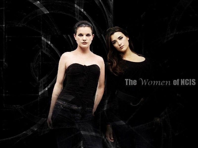 Women of NCIS Abby and Ziva - NCIS Wallpaper (5458159