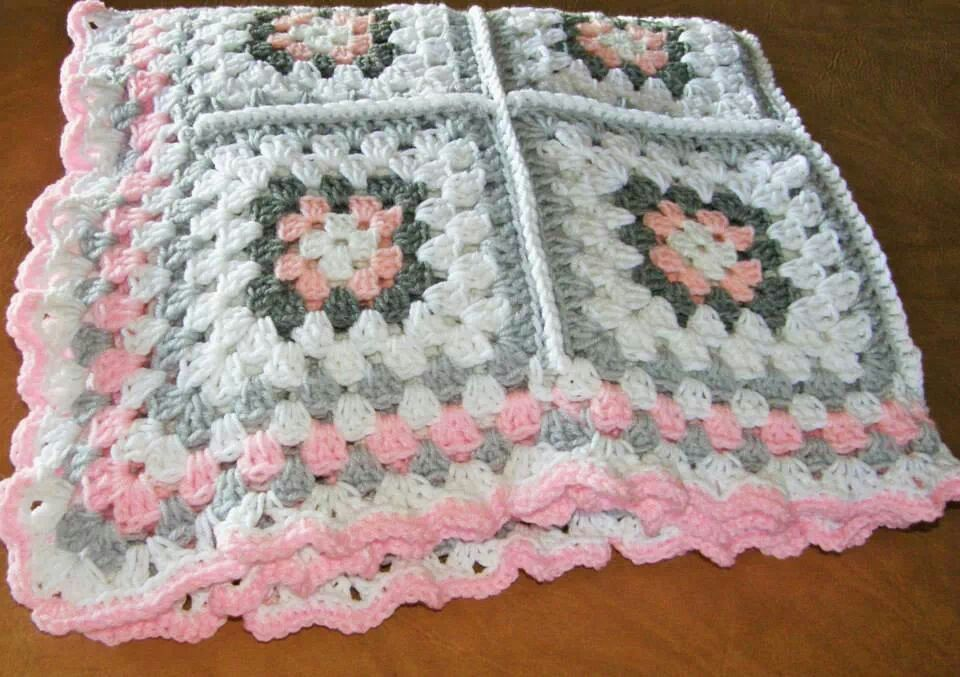 Crochet Patterns Lapghans : Crochet visual pattern ~ Crochet - Afghans, blankets, lapghans, etc ...