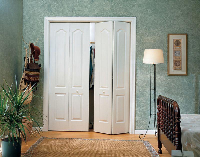 Bifold Closet Doors Are Often Overlooked Because Of Poor Hardware