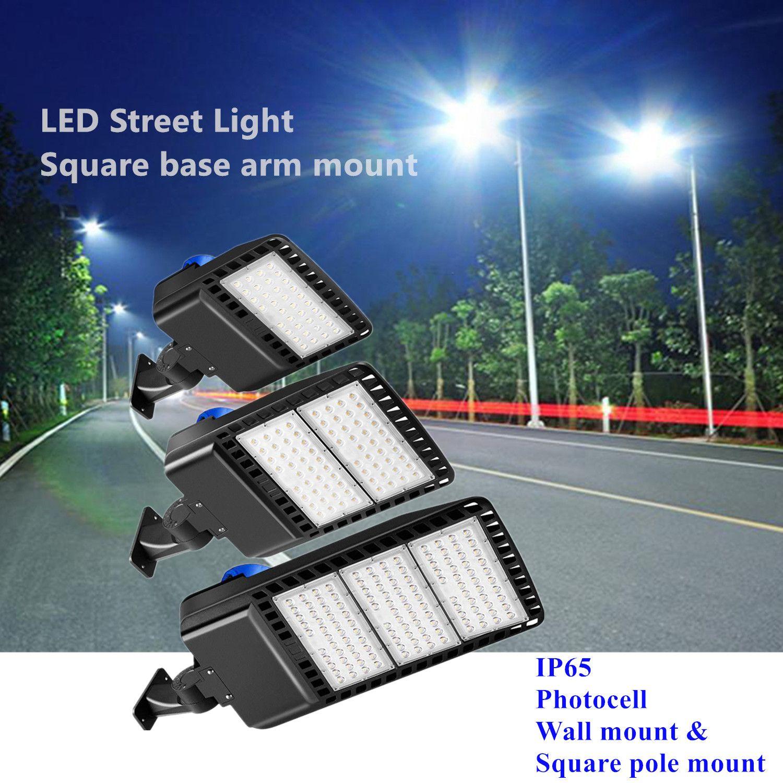 Led Street Light 100w 150w 200w 300w Flood Light Wall Lamp In 2020 Led Shop Lights Street Light Led Street Lights