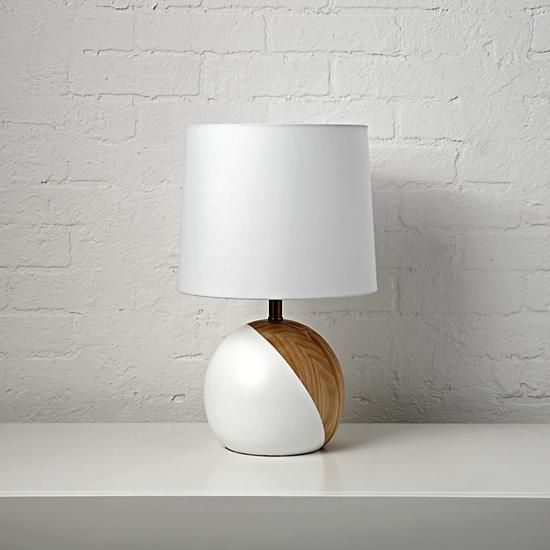 Split Circle Table Lamp | Bedrooms, Playrooms and Shared bedrooms