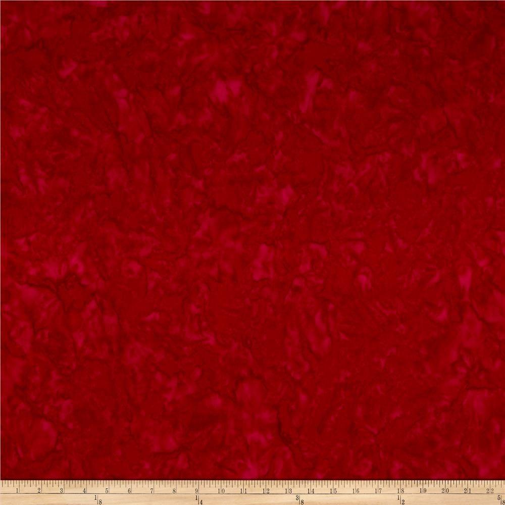 Wilmington Batiks Rock Candy Red