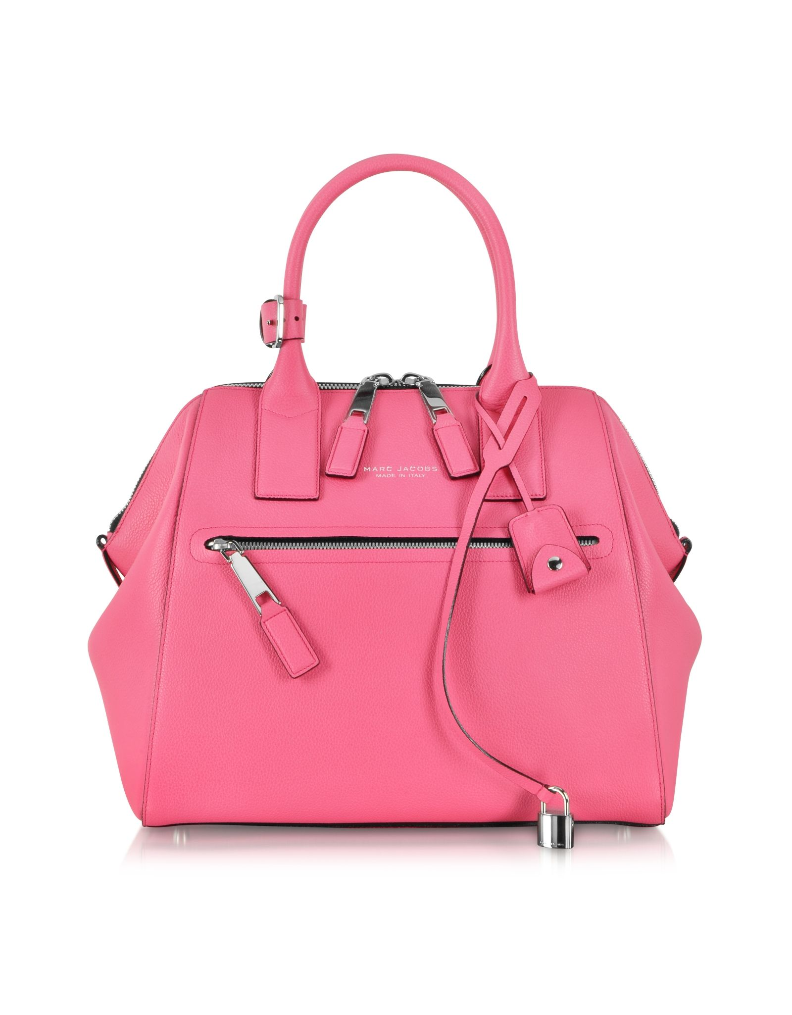 66267cc94f Marc Jacobs Textured Large Incognito Peony Handbag at FORZIERI
