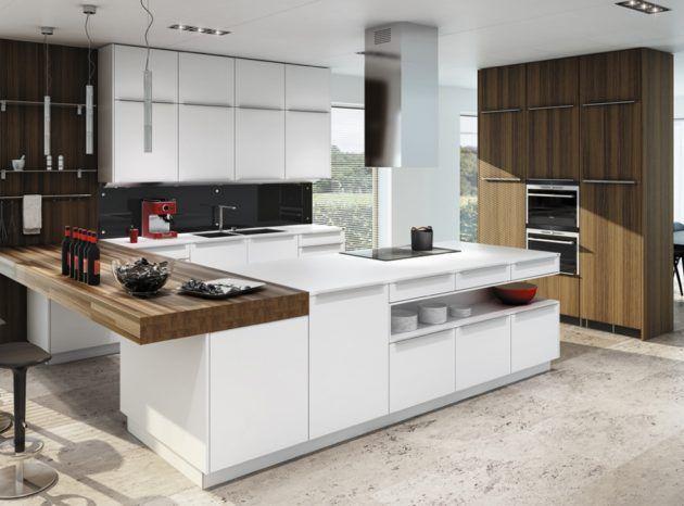 Ewe Küchen ~ Moderne küchen von ewe kitchen dining kitchens and room