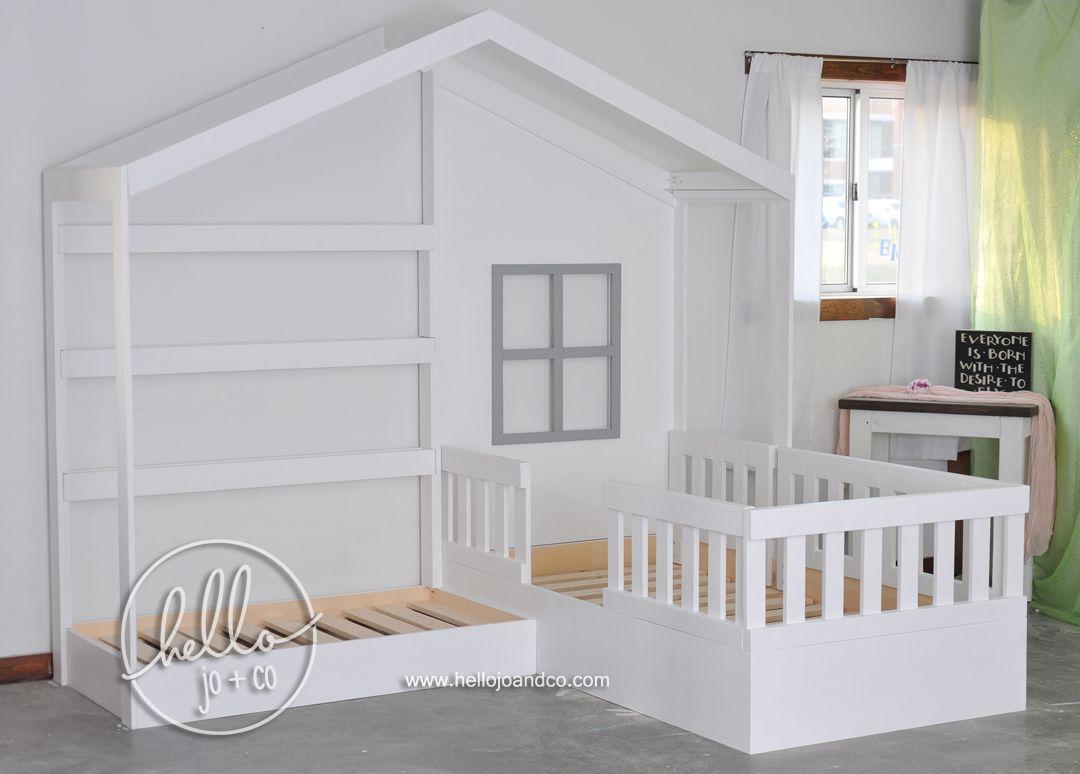 One of my favorites! It fits a crib mattress & a twin mattress. All ...