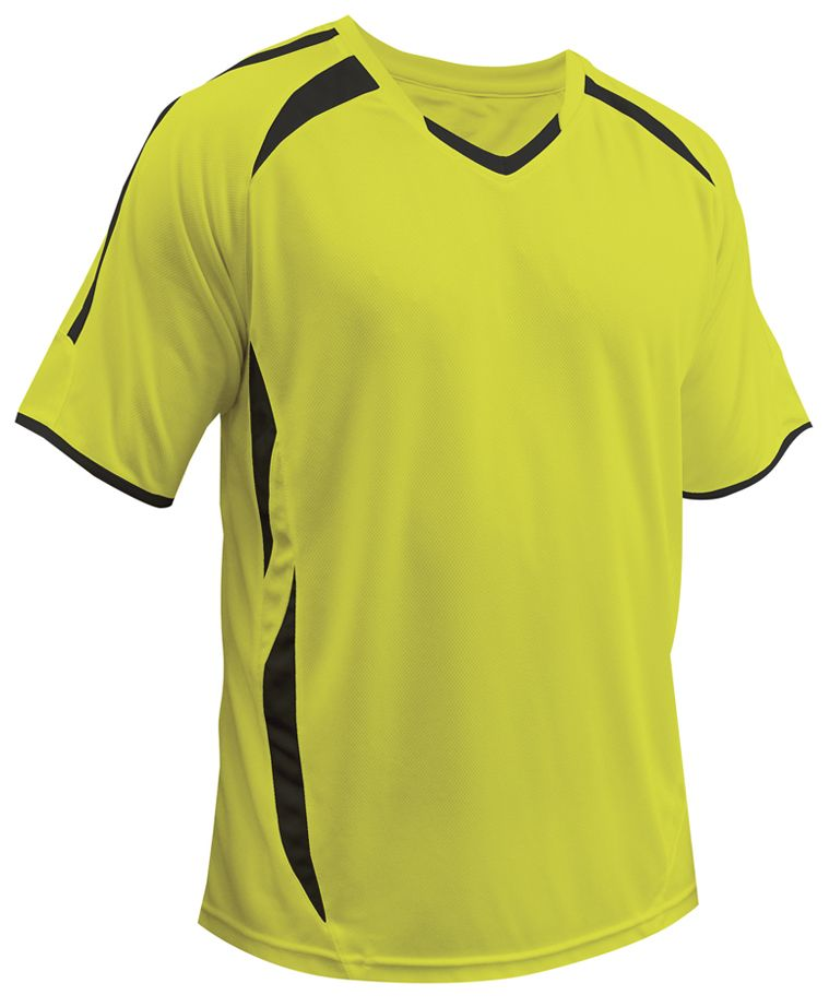 2d249885d20 This is the Comanche Jersey made by Challenger Teamwear. An overlapping  V-neck style