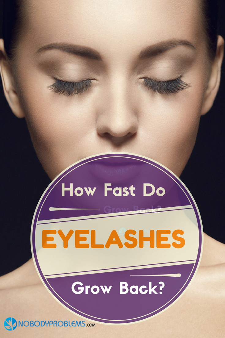 How Fast Do Eyelashes Grow Back (With images) | How to ...