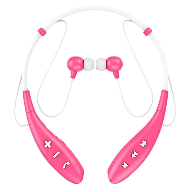 7b656f4b4a9 Funky Pinky Wireless Stereo Headphones | For Ladies | Bluetooth ...