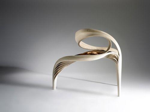 Enignum Iii Chair By Joseph Walsh