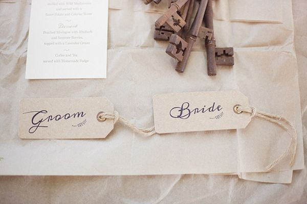 Pared Back Bridal Elegance Witih Claire Pettibone, Cymbeline and Amanda Garrett…