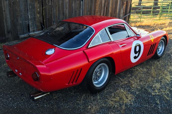 1963 Ferrari 330 LMB