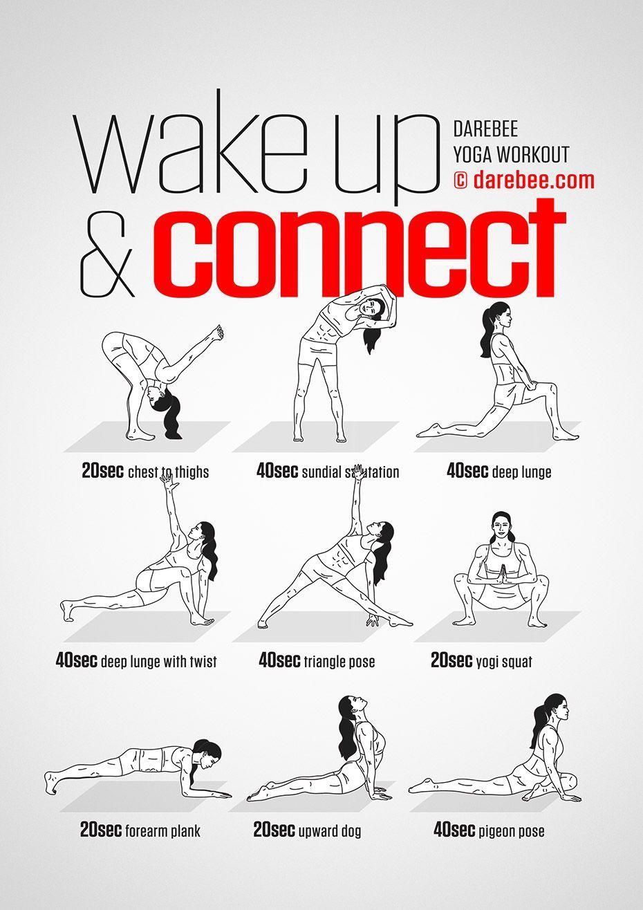 Photo of Wake Up Connect Workout Konzentration – Ganzkörper – Schwierigkeitsgrad 4 – Geeignet für …