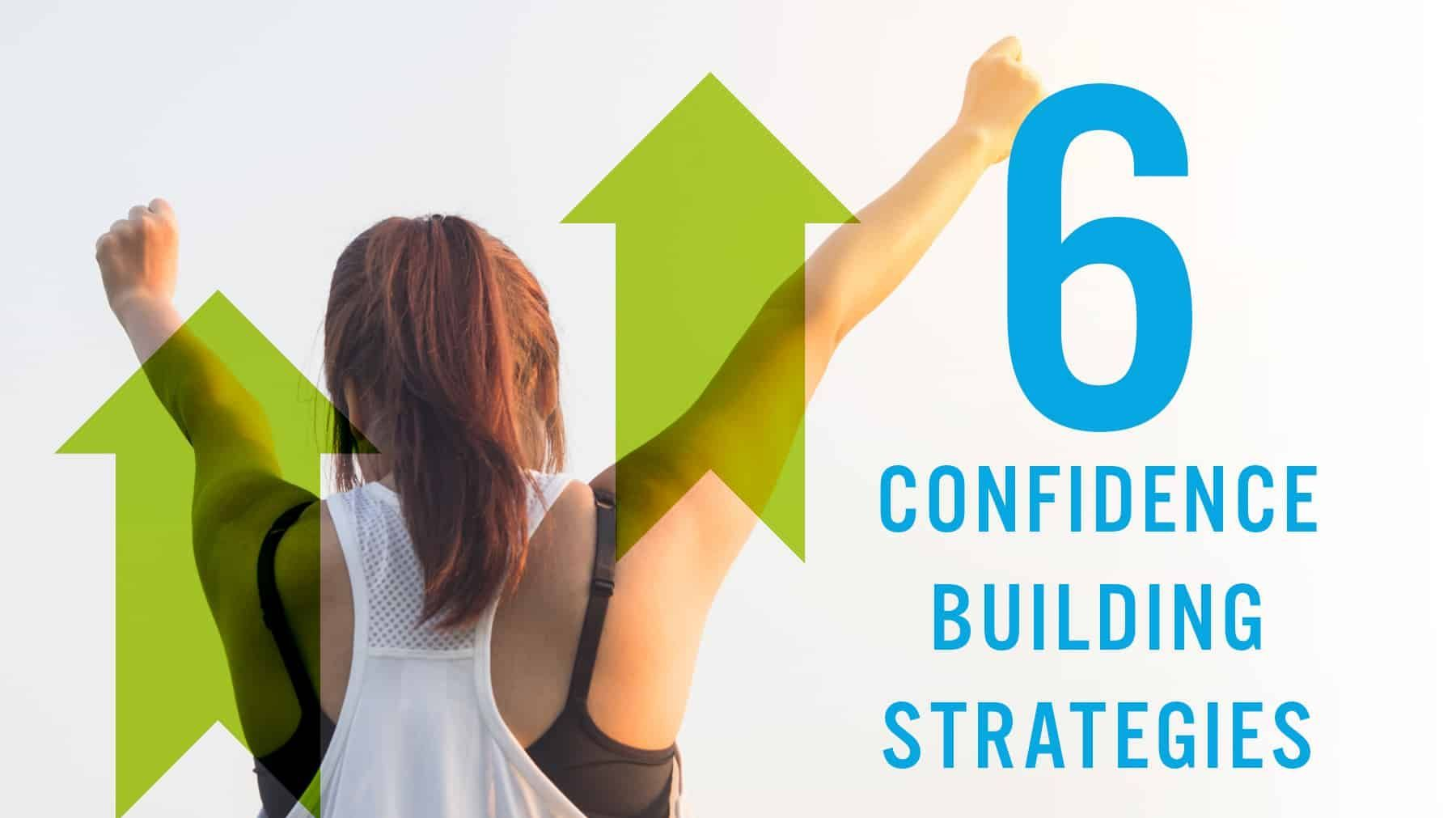 6 Confidence Building Strategies The Art Of Coaching Volleyball Coaching Volleyball Confidence Building Coaching