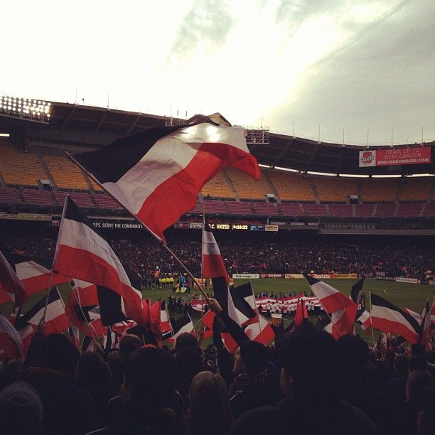 DC United RFK Stadium