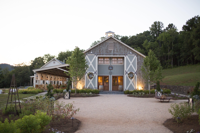 Elegant Barn Reception