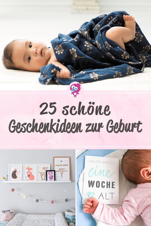 25x Baby Gastgeschenck