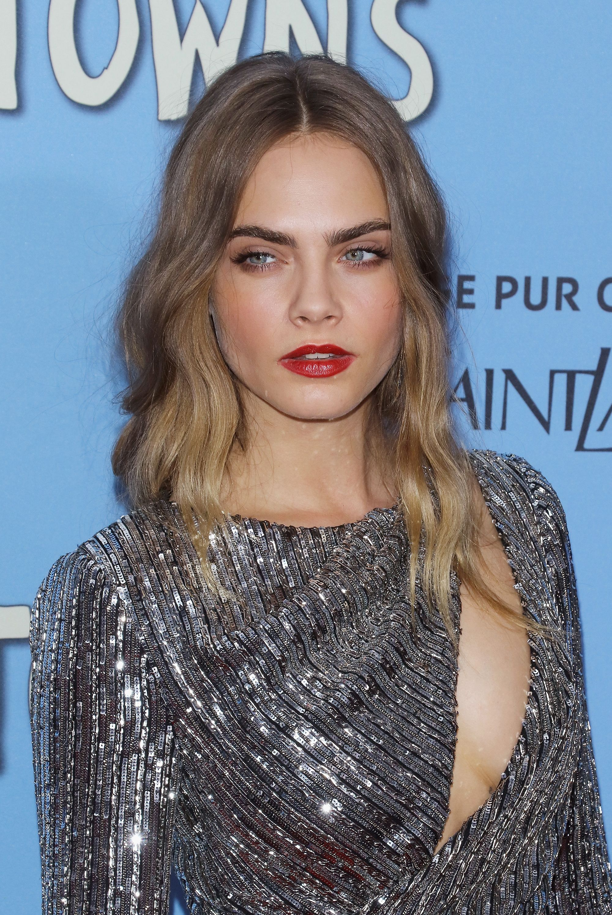 Are You Bored of Your Makeup? Cara Delevingne Makes the Case for a Calculated Beauty Risk