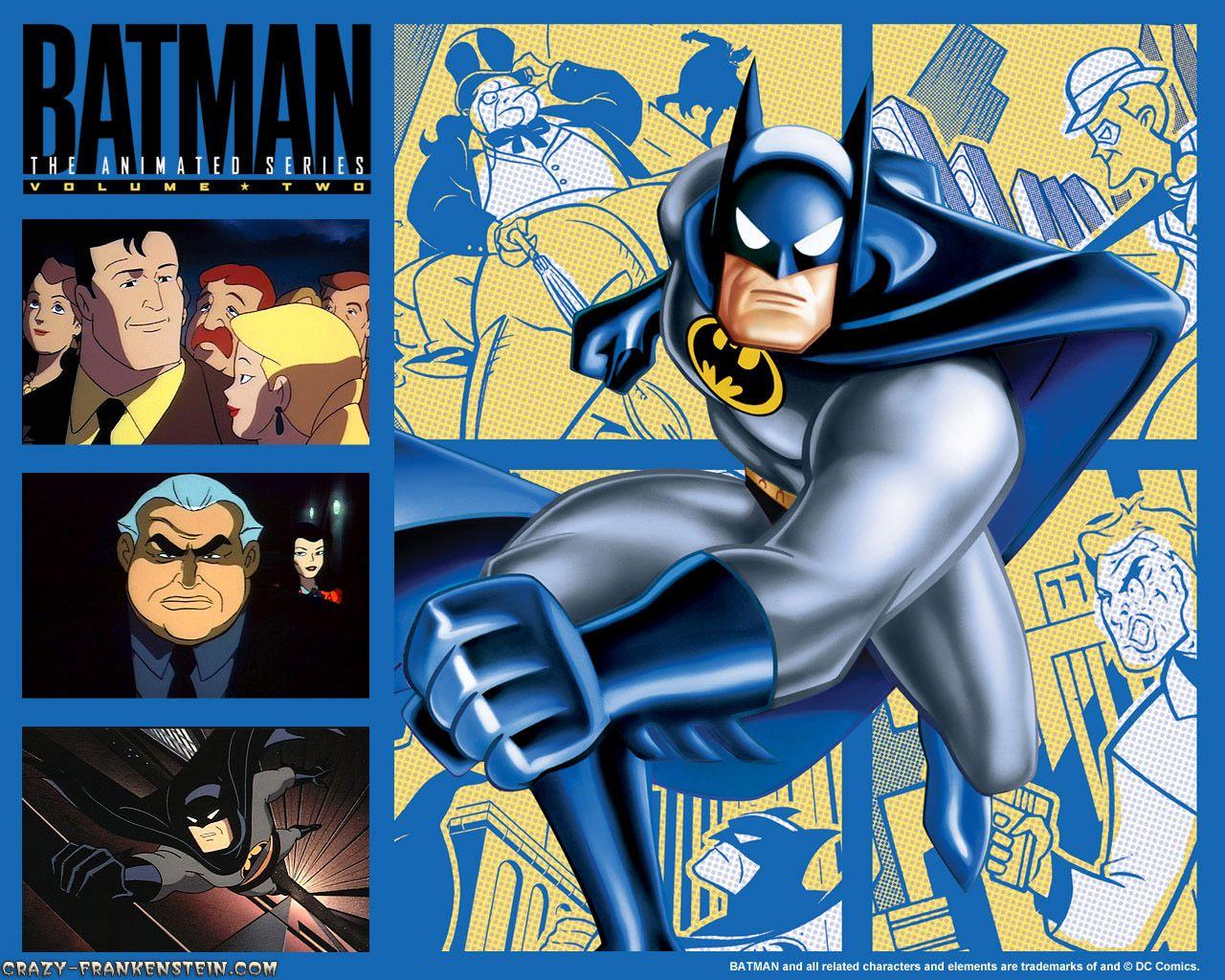 Batman Wallpaper Cartoon