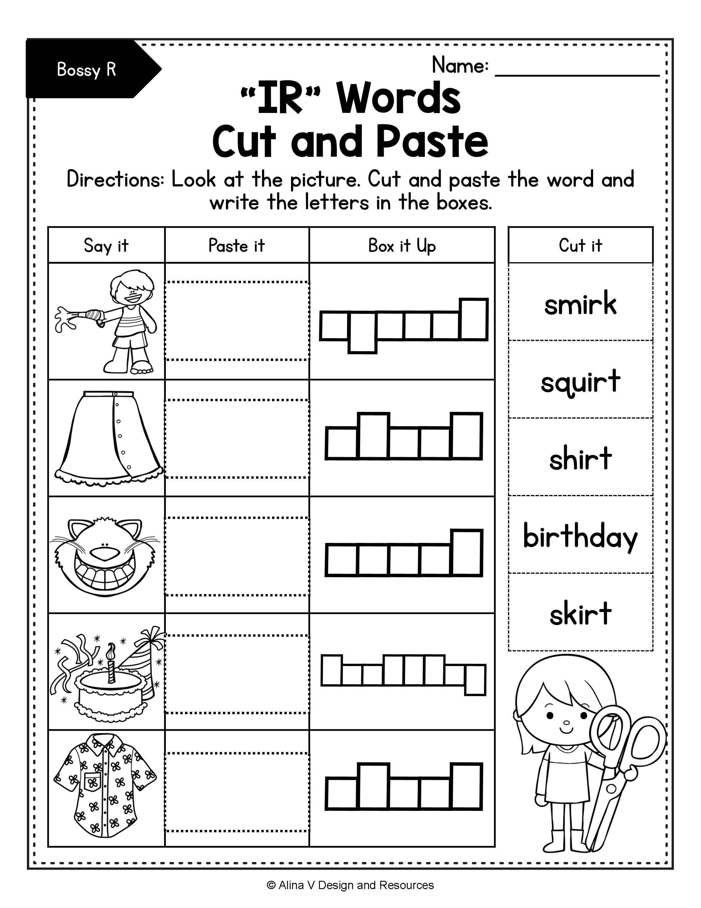 R Controlled Vowels Worksheets Mega Bundle Bossy R Distance Learning In 2020 Vowel Worksheets Phonics Activities Teaching Vowels