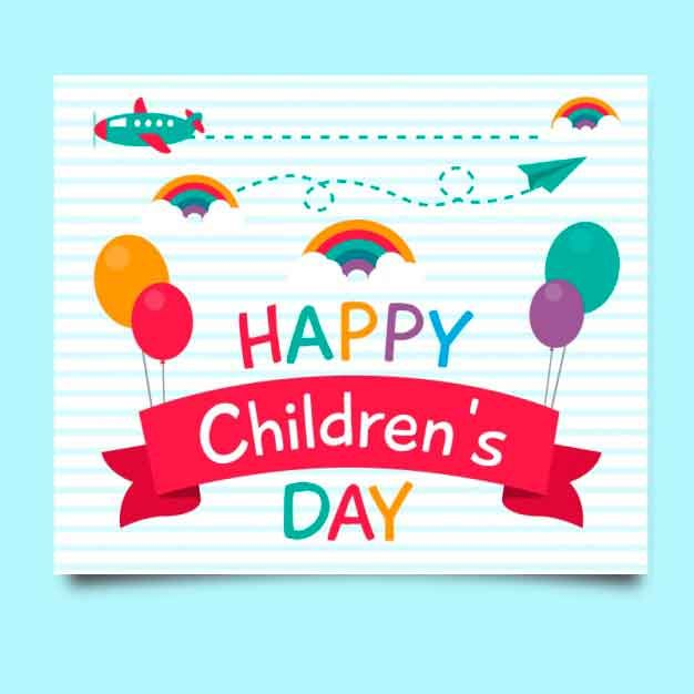 Happy Children S Day Quotes Wishes Messages Images Happy Children S Day Child Day Happy Kids