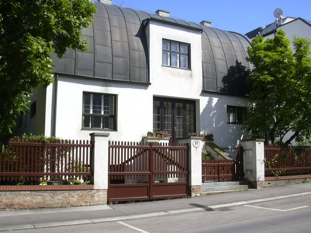 From Wikiwand The Steiner House in Vienna by Adolf Loos