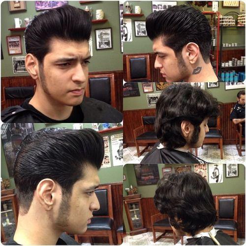 Chris The Barber San Antonio Pompadour King