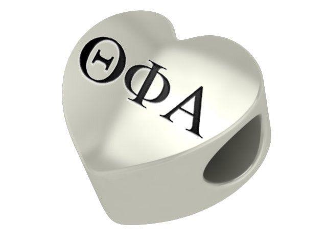 Theta Phi Alpha Charm Fits Pandora