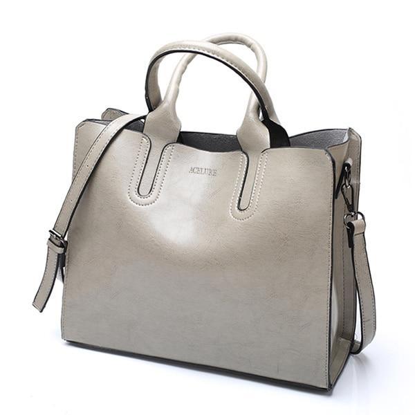 Leather Handbags Big Women Bag High Quality Casual Female Bags Trunk Tote  Spanish Brand Shoulder Bag Ladies Large Bolsos ad830b6e18652