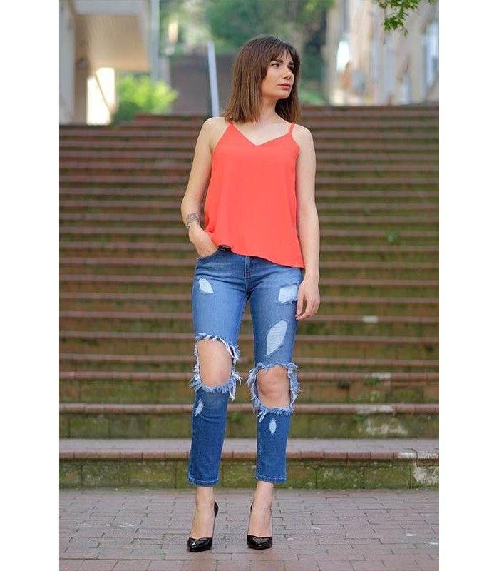 Yirtik Detayli Bayan Yirtik Jean Fiyatlari Yirtik Boyfriend Pantolon Ne Kadar Yirtik Jeans Trendleri Ve Ucretsiz Kargo En Uc Yirtik Kotlar Yirtik Jean Kotlar