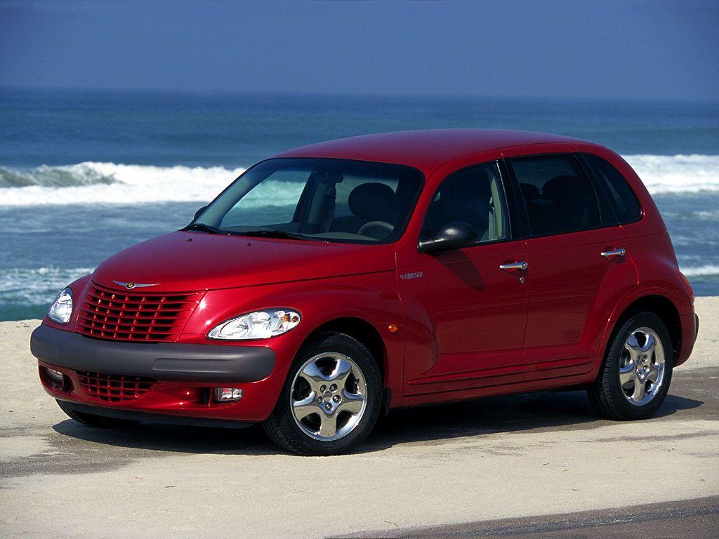 2002 pt cruiser tire size - Chrysler Pt Cruiser 24l