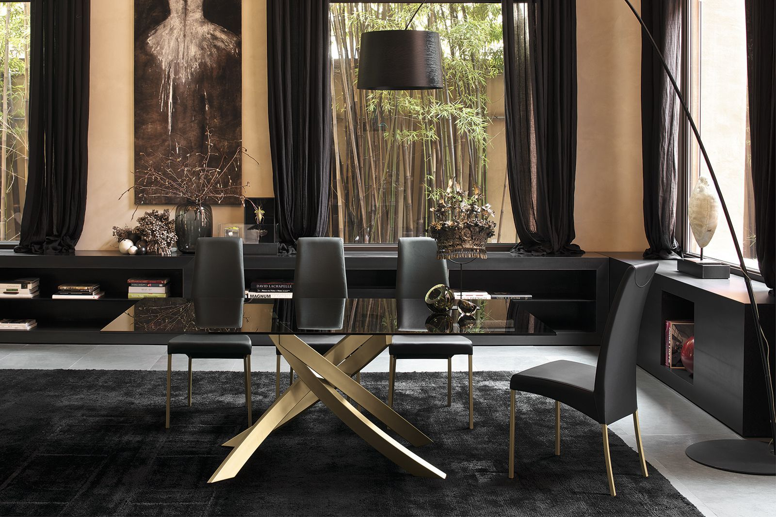 Artistico Dining Table By Bontempi Casa Italy Cadomodern