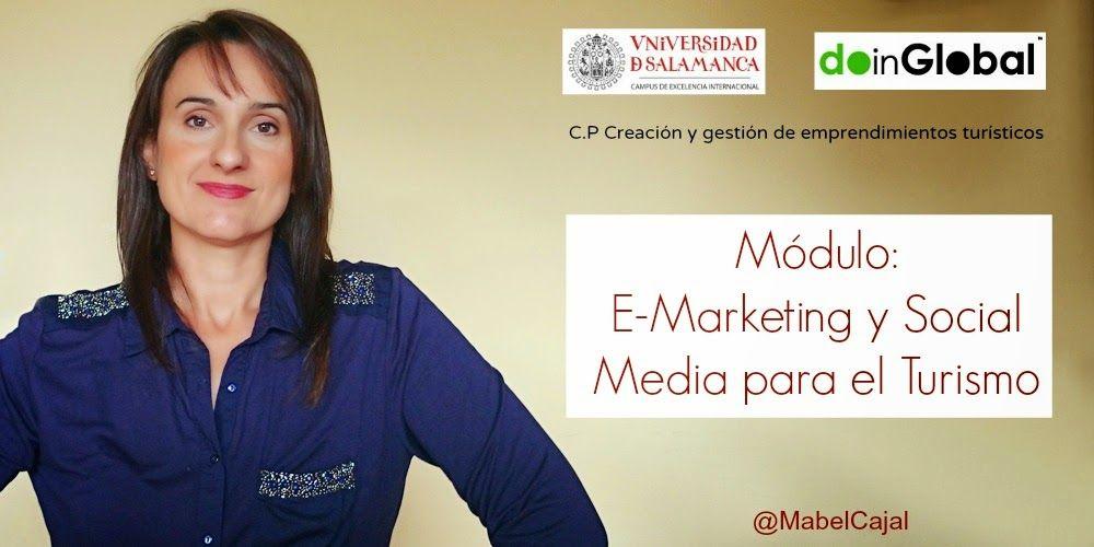 Modulo Social Media para el Turismo-DoinGlobal y Universidad Salamanca