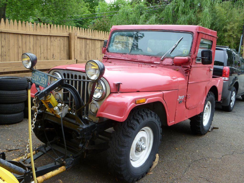 1974 Jeep Cj5 Universal Jeep Cj5 Jeep Jeep Cj