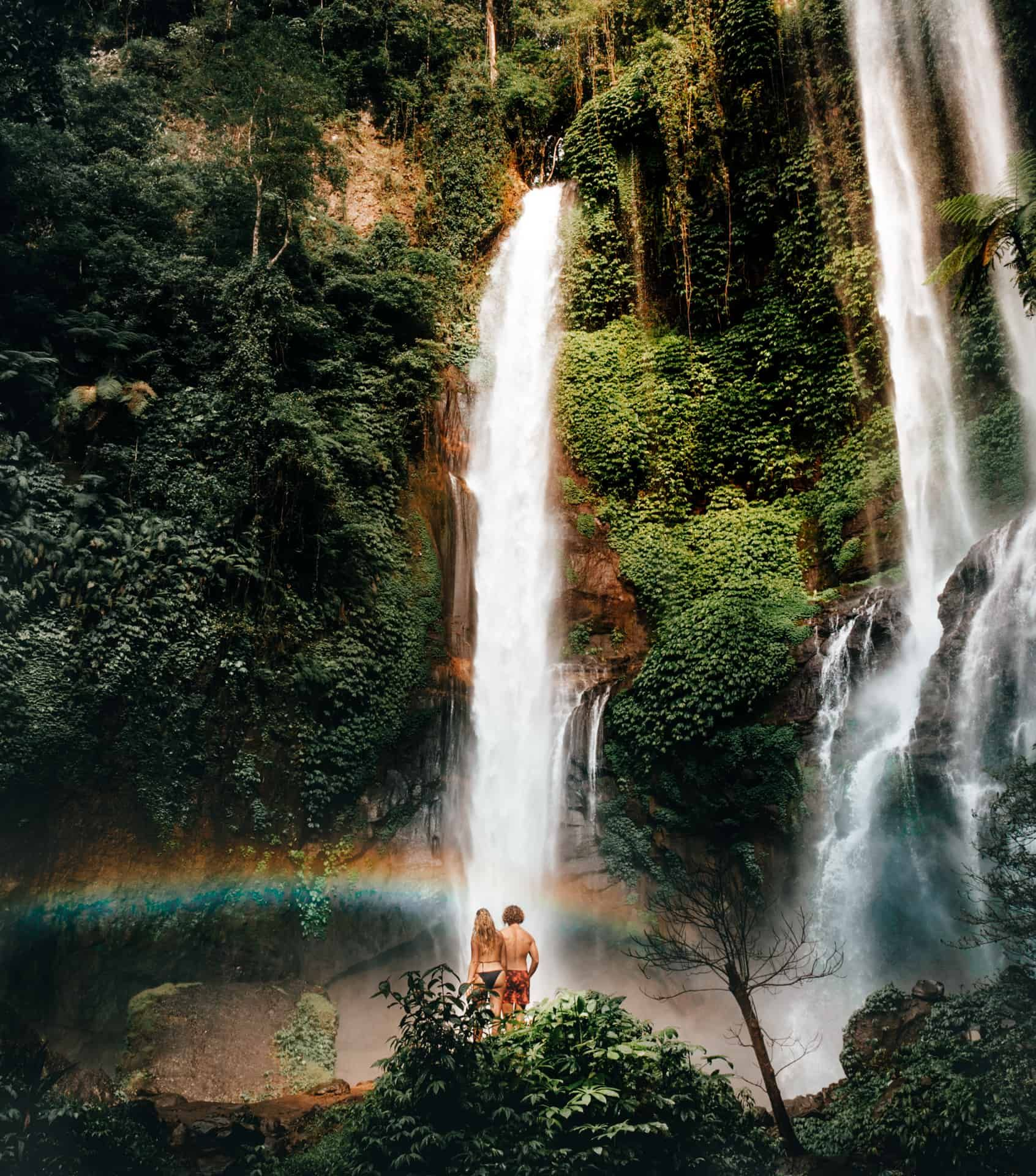 12 Things You MUST Do Bali, Indonesia Waterfalls