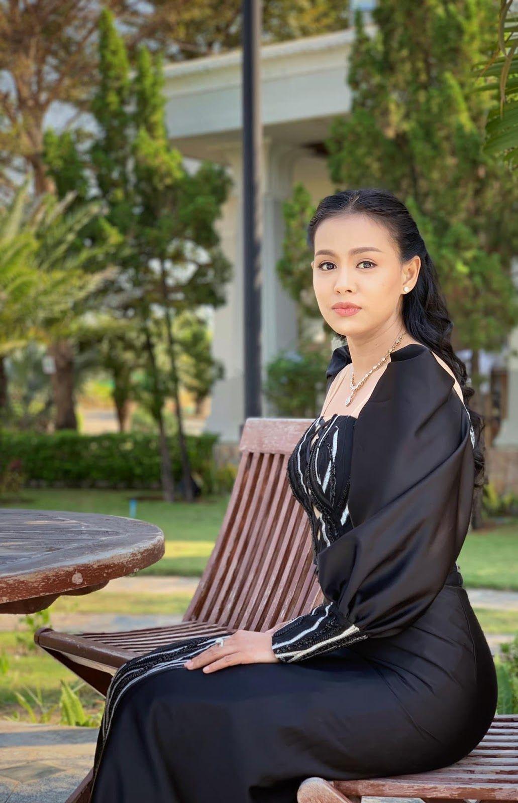 Ma Aye Thaung in Nay Pyi Taw Photos