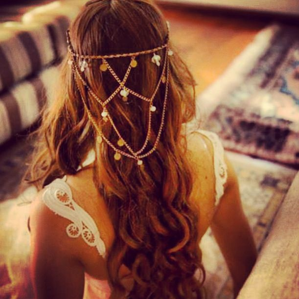 Best 25 Pelo Suelto Ideas On Pinterest Celtic Knot Hair