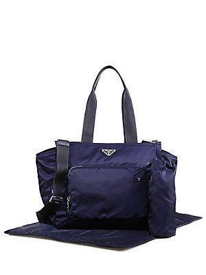 87436f36a402 Prada Nylon Diaper Bag Prada Handbags