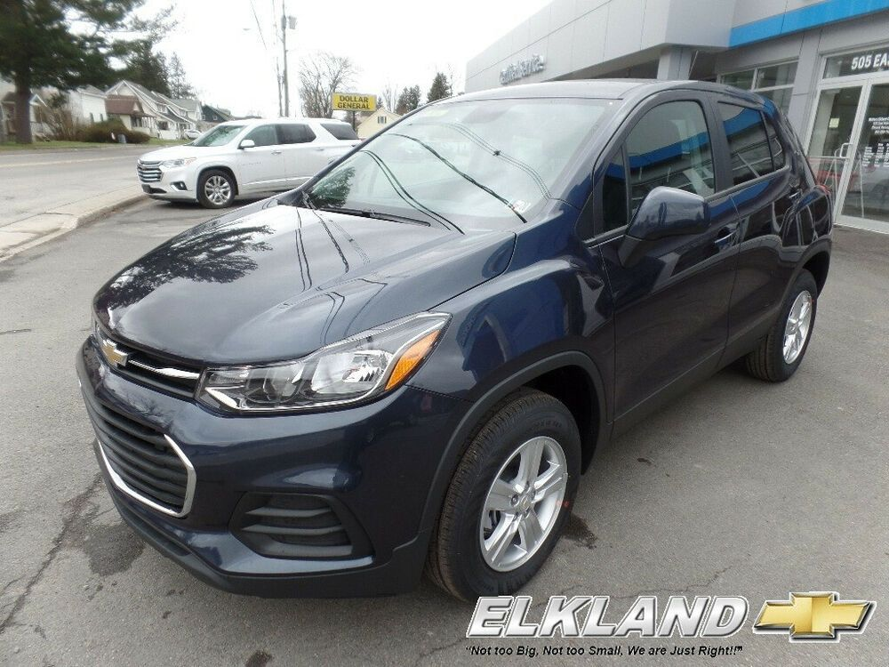 Ebay Advertisement 2019 Chevrolet Trax All Wheel Drive Msrp