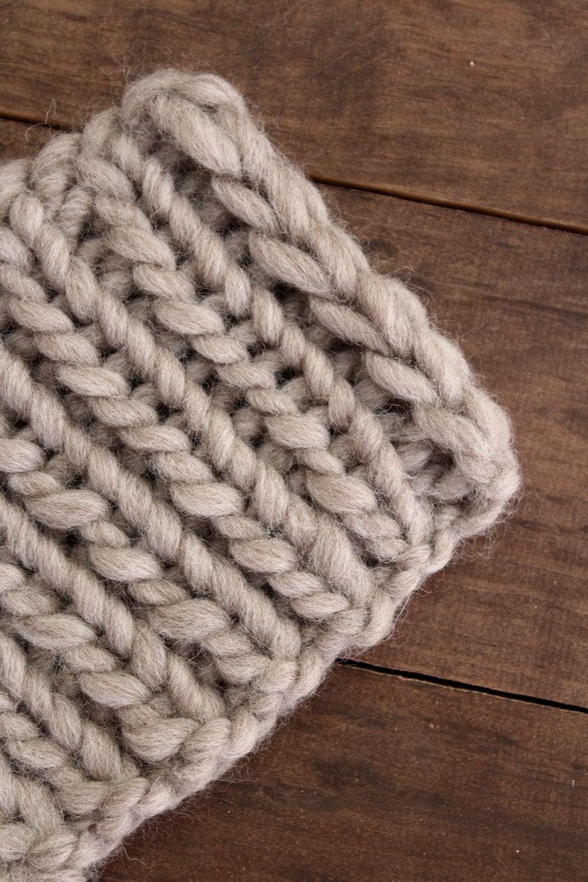 How To Knit The Perfect Edge. Ribbing and Binding Off