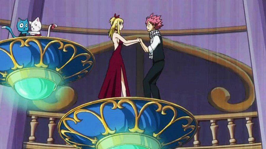 Lucy and Natsu episode 125 by PunkPrincess789   Fairy tail natsu ...