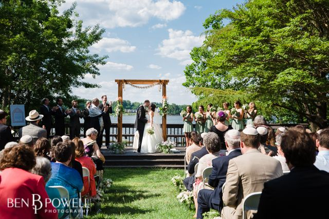 Wonderful A Beautiful Summer Wedding At London Town And Gardens. London Town And  Gardens Is A