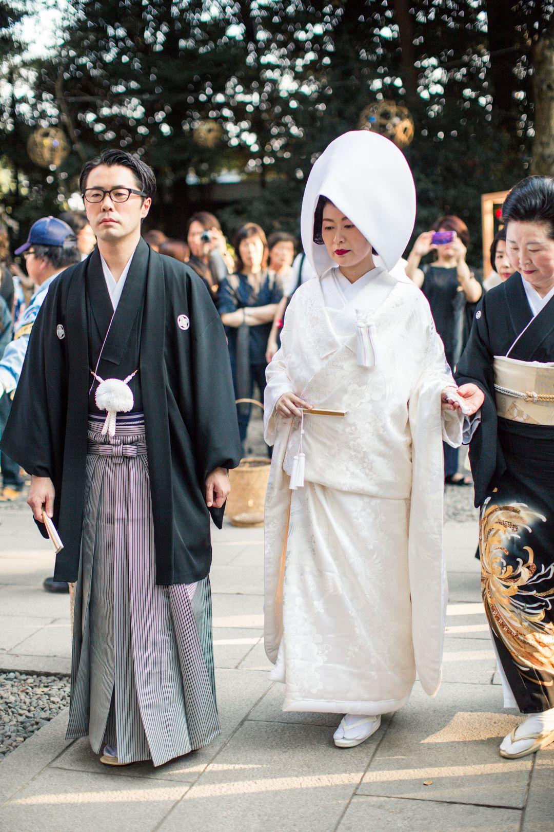 Japanese Traditional Wedding Style